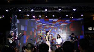 民谣与摇滚碰撞引燃全场,潘果城市音乐季唱响济南